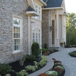 Stone Trim in Traditional Buff Color
