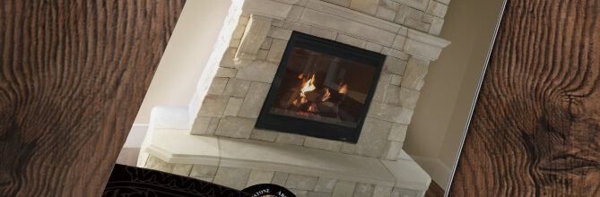 Hot off the Press – Fireplace Mantel Brochure