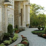 Ledgestone with Custom Stone Trim