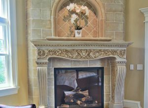 Vincenza Fireplace Mantel