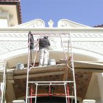 Custom Exterior Architectural Cast Stone