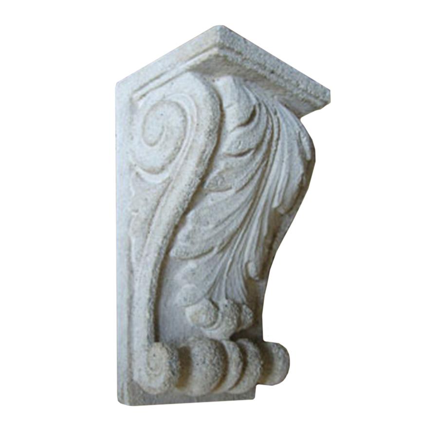 Acanthus Cast Stone Corbel