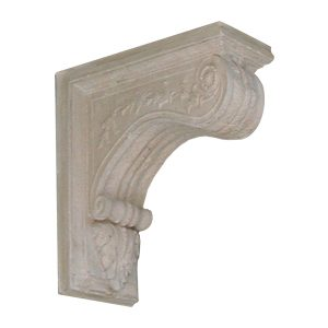 Isabelle Cast Stone Corbel