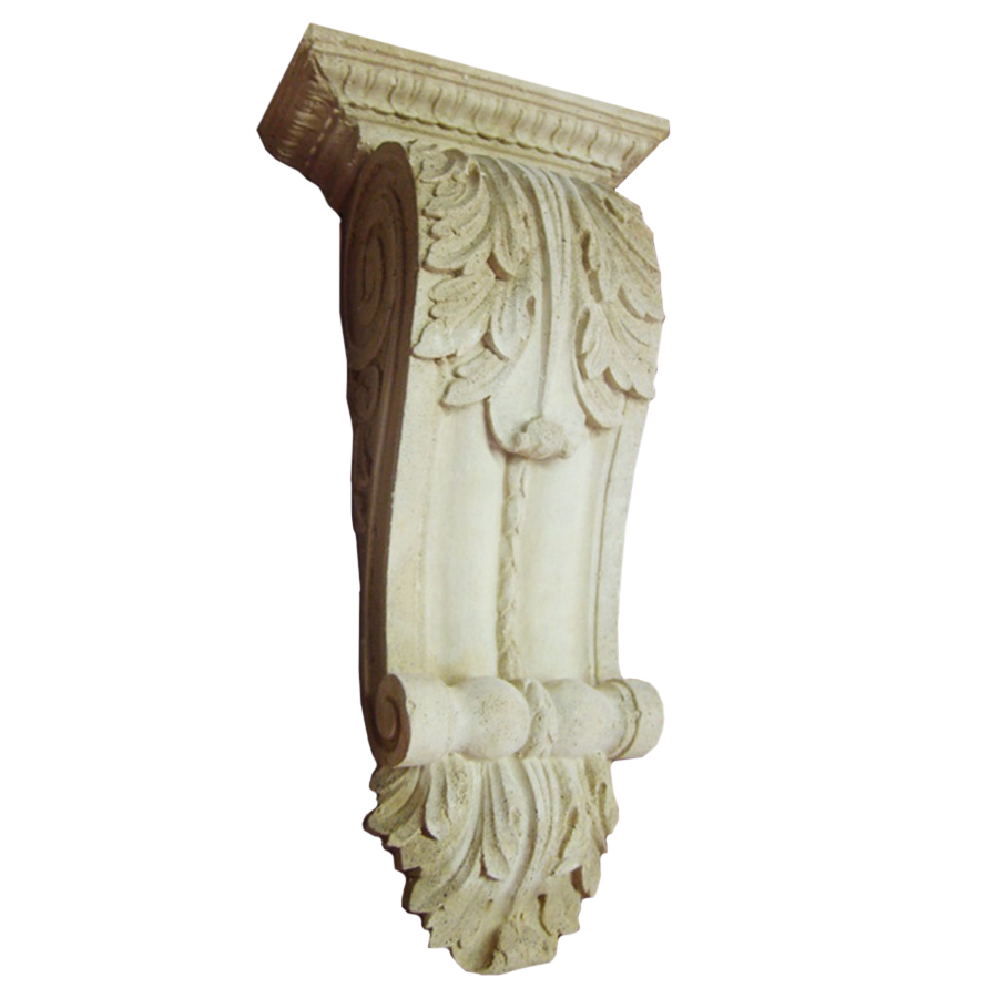 Lexington Cast Stone Capped Corbel