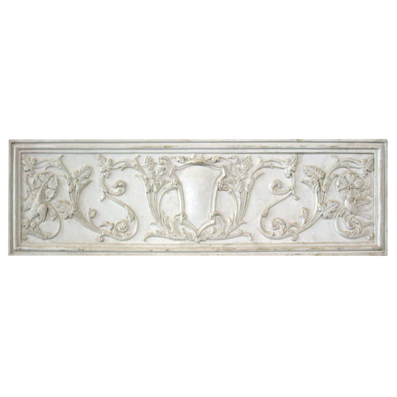 Provencal Cast Stone Frieze