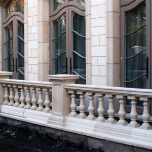 Riviera Cast Stone Balustrade