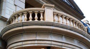 Riviera Cast Stone Balustrade