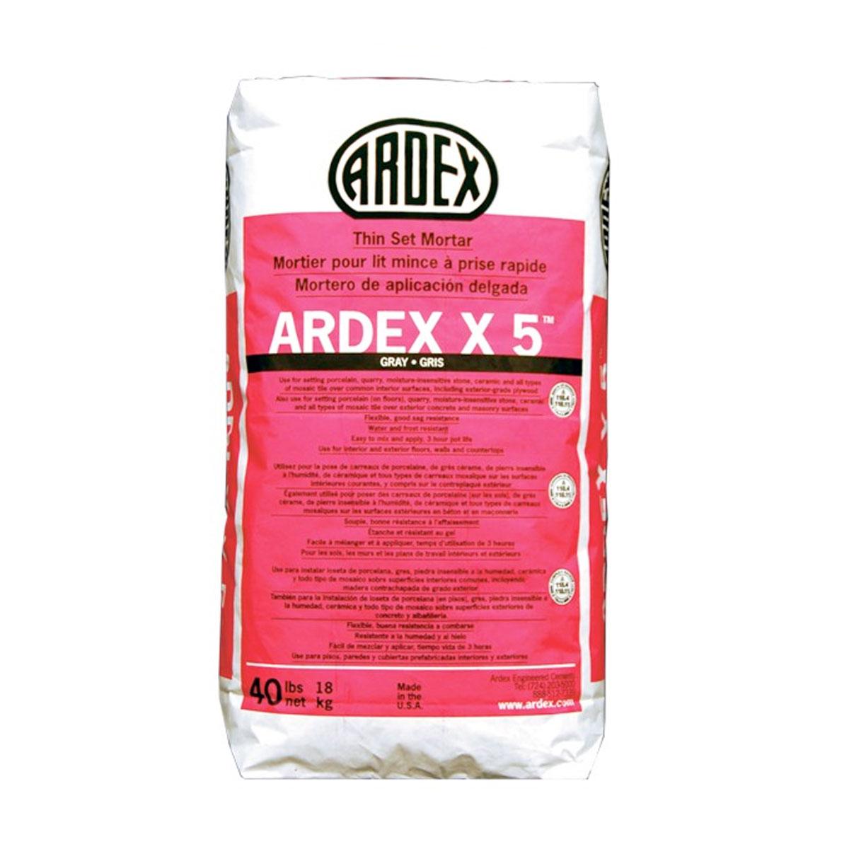 Ardex X 5