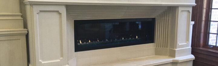 Extraordinary Fireplace Mantel Design