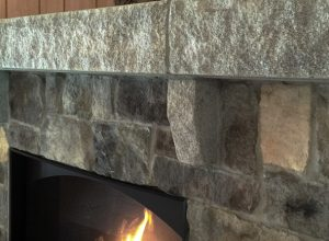 Acadia Fireplace Mantel