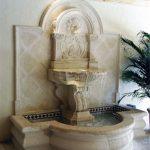 Custom Cast Stone Fountains