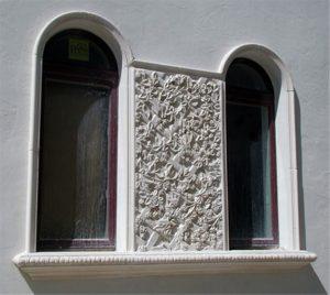 Custom Architectural Cast Stone Window Trim