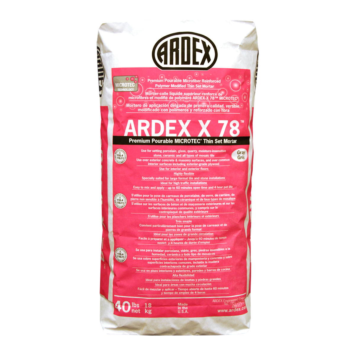 Ardex X 78
